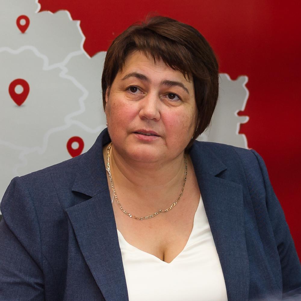 Мария Галелюка